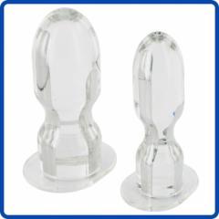 P.E.S. Stanley Acrylic Anal or Vaginal Plug
