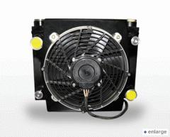 OK1 hydraulic oil cooler