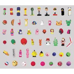 Vinyl Squeak Toys