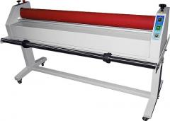Orasign 1600EC is an electric cold laminator