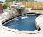 Tuscany Style Inground Pool