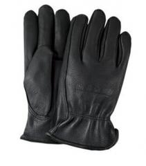 Premium Grain Deerskin Leather Gloves