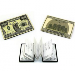 Million Dollar Magnetic Address Book