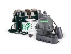 Battery Backup Sump Pump Systems