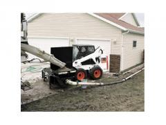 Bobcat® concrete pump