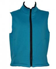 Windblocking Fleece Vests