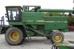 1980 John Deere 6620 - Combines