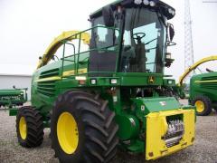 2008 John Deere 7450 - Forage Harvesters -