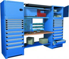 Modular Workstations, Rousseau