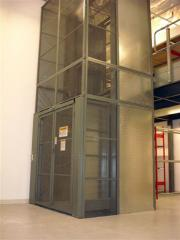 Industrial Mezzanine Lifts