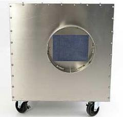 FA2000P Pneumatic Portable HEPA Air Filter -