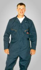 Dickies Long Sleeve Unlined Twill Coveralls