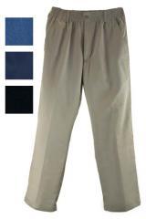Men's Full Elastic Waist Pants