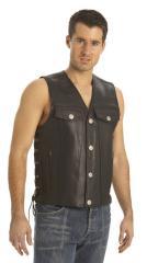 Men's Buffalo Nickel Vest