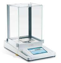 Cubis Semi-Micro/Analytical Balance