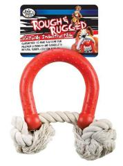 Horseshoe Toy w/Rope