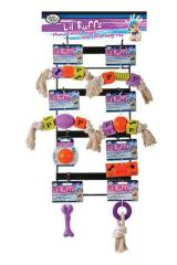 Lil' Ruffs Rubber Toys