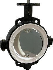 Inflatable Seated Butterfly Valves Heavy Duty