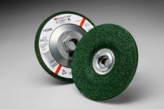 3M™ Green Corps™ Depressed Center Wheel, 24 4-1/2