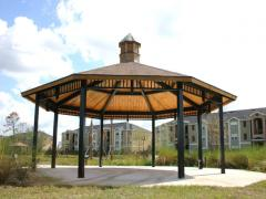 SLF-OCT Steel Frame Shelter