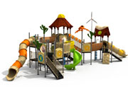 Natural Luminous Series Outdoor Playground