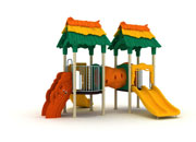 Lala Forest Series Outdoor Playground Equipment