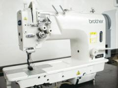 T-8420C Twin Needle Direct Drive Lock Stitcher