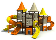 Ancient City Series Outdoor Playground Equipment