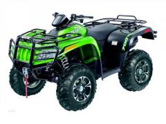 2013 Arctic Cat 700 LTD ATV
