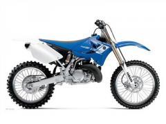 2013 Yamaha YZ250 Motorcycle