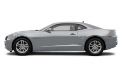 2013 Chevrolet Camaro Coupe 1LT Car