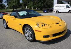 2011 Chevrolet Corvette Convertible Grand Sport