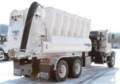 HV-57 Industrial Vacuum Truck