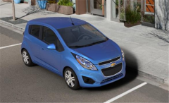 2013 Chevrolet Spark Hatch 1LT Car