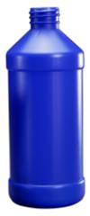 16 oz Modern Round Plastic Bottles