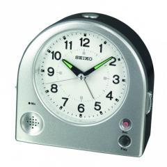 Seiko Recordable Bedside Alarm Clock