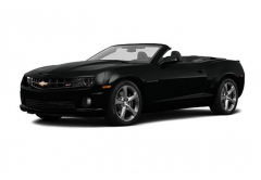 2013 Chevrolet Camaro Convertible 2SS Car