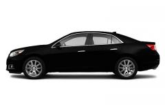 2013 Chevrolet Malibu 1LZ Car