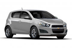 2013 Chevrolet Sonic Hatch 1SD Car