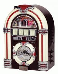 Mini Classic CD Jukebox