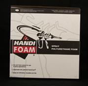 Handi-Foam® Quick Cure and E84 Class 1 Spray Foams