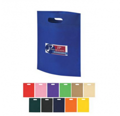 Heat Sealed Non-Woven Exhibition Tote Bag