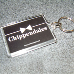 Chippendales Keyring