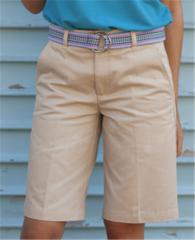 Henbury Lds Chino Shorts