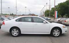 2012 Chevrolet Impala LT Car