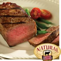 Natural Strip Steak