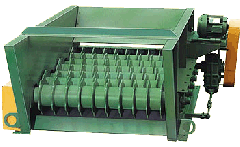 Precision Disc Scalping Screen For Sawmills And
