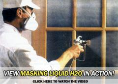 Masking Liquid H2O