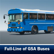 General Services Administration (GSA) Bus