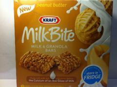 Peanut Butter Kraft Milkbite Milk &